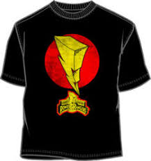 power ranger shirt