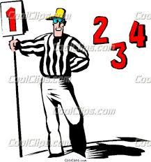 football referee picture