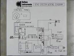 hot tub schematic