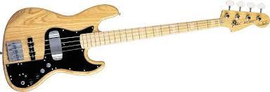 fender jazz bass ash