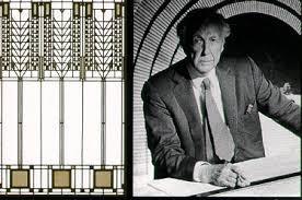 frank lloyd wright window patterns