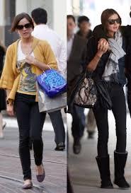 girl in skinny jeans