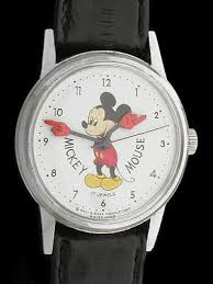 collectible mickey mouse watch
