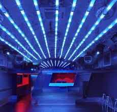 nightclub lights