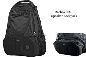back pack with speakers