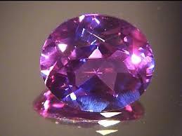 created alexandrite