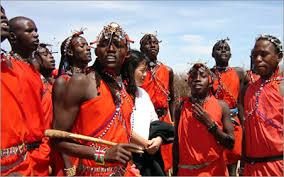 pictures of kenya people