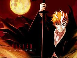 bleach ichigo hollow mask