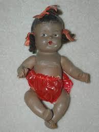 ethnic baby doll