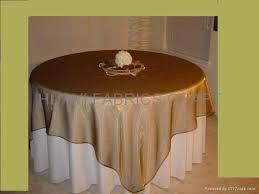 organza table clothes