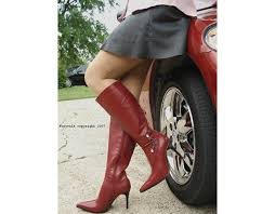 fashion knee high boots