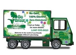go green advertising