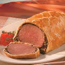 beef wellingtons