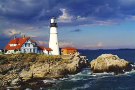 lighthouses in new england