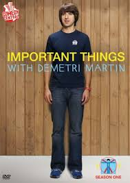 important things with demetri martin season 1