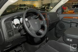 dodge ram interiors