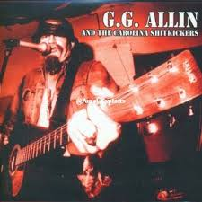 GG Allin - Layin' Up With Linda