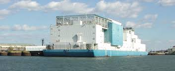 rikers island barge