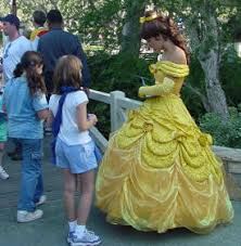 disney world belle