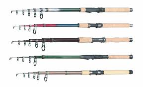 carbon fishing poles