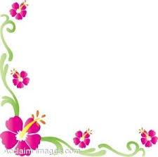 hibiscus flowers clip art