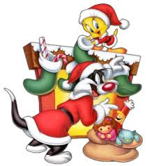 christmas tweety