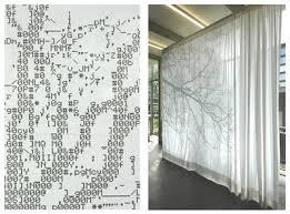 netting curtain