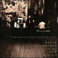Gavin Friday & The Man Seezer - Another Blow On The Bruise