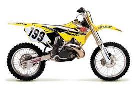 2001 rm125