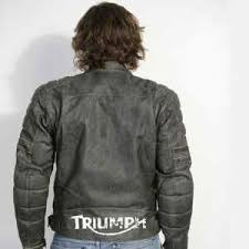 triumph madison jacket