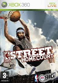 nba street homecourt 360