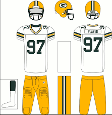 green bay packers uniform