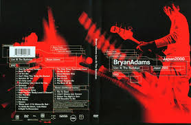 bryan adams live at the budokan
