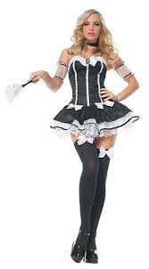 chambermaid costume