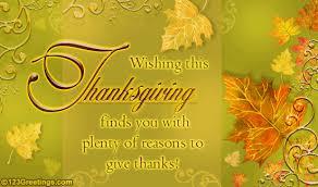 day thanksgiving