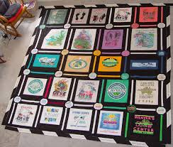 t shirt quilt ideas