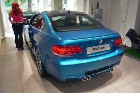 atlantis blue bmw