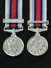 afghan medals