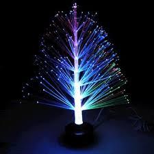 optic fibre xmas tree