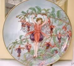 fairies plates
