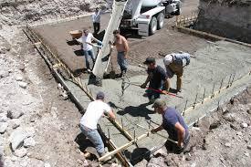 foundation slab