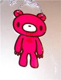 gloomy bear necklaces