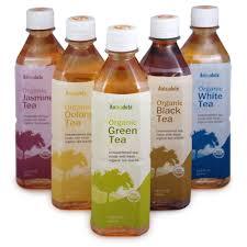 bottled tea