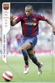 barcelona fc henry