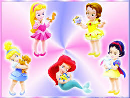 baby disney princess pictures