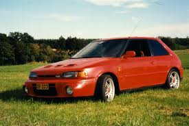 mazda 323 turbo 4wd