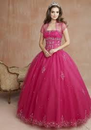 pink sweet sixteen dresses