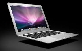 mac thin laptop