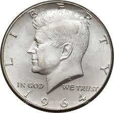 half dollar kennedy