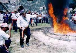 mayans religion